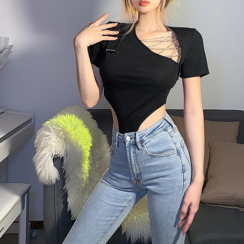 レースアップ トップス ギャザー ショート丈 サイド紐 ノースリーブ タートルネック レディース ヘソ出し ミニ丈 ダンス 衣装 へそ出し ブラック 韓国 ファッション ヒップホップ hiphop