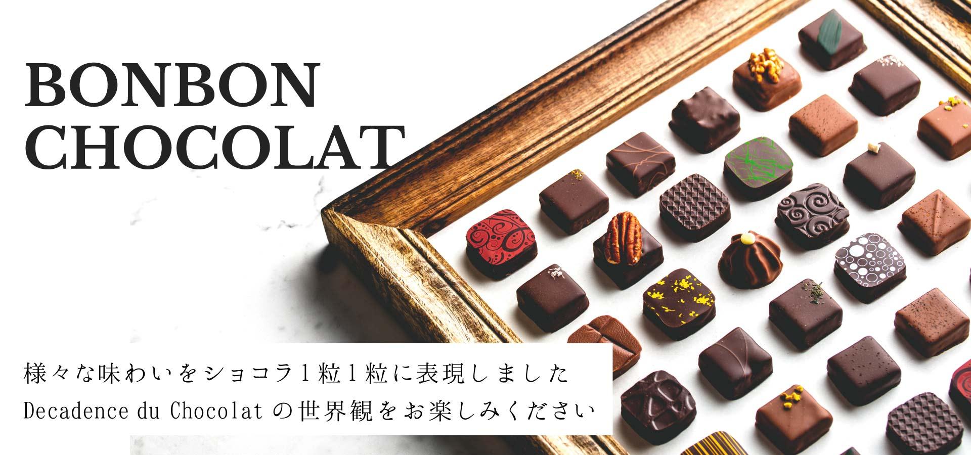 Madeleines au chocolat/マドレーヌ オ ショコラ