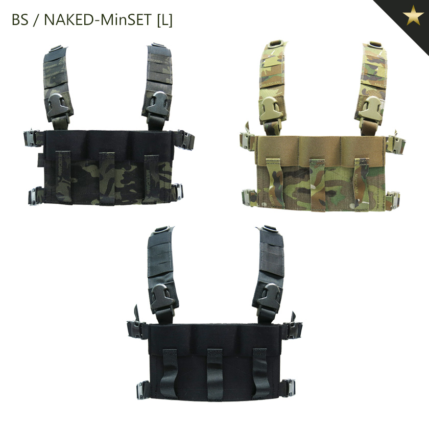 BS / NAKED-MinSET [L]
